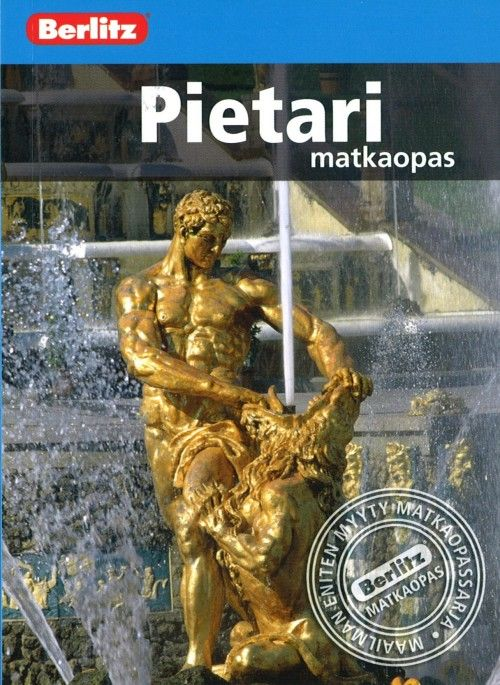 Pietari. Berlitz-matkaopas