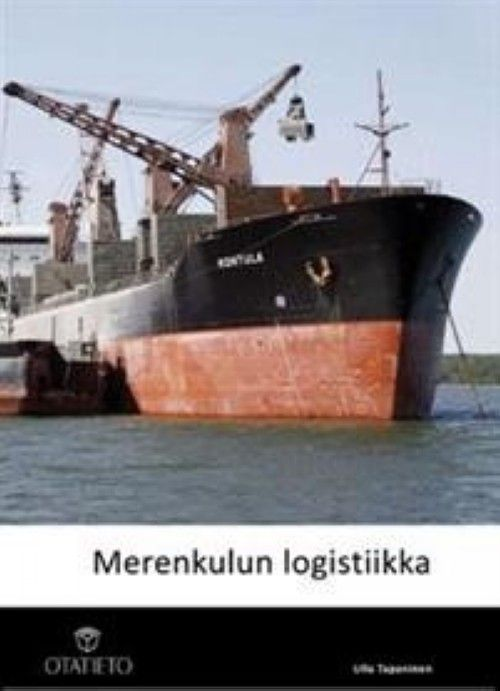 Merenkulun logistiikka