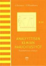 Analyyttisen kemian harjoitustyöt kvantitatiivinen analyysi