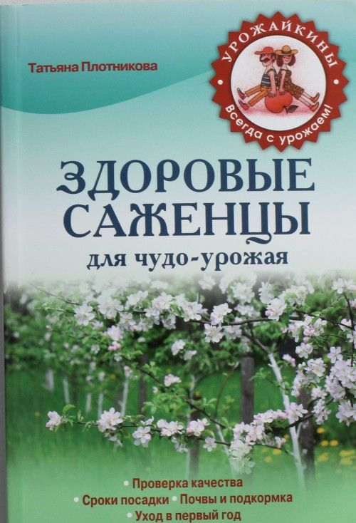 Здоровые саженцы для чудо-урожая