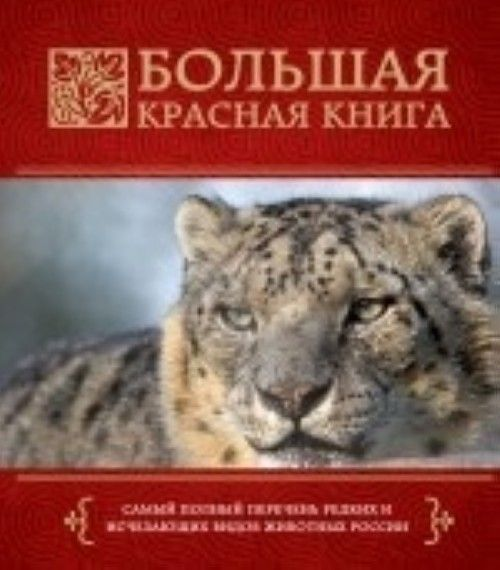 Bolshaja krasnaja kniga