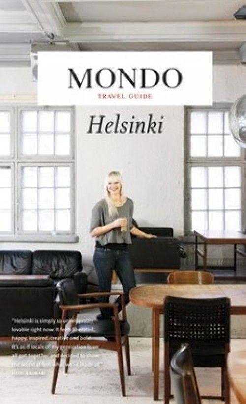 Helsinki (engl.) Mondo matkaopas
