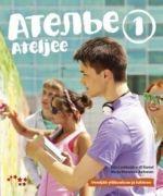 Ateljee 1. Venäjää yläkouluun ja lukioon