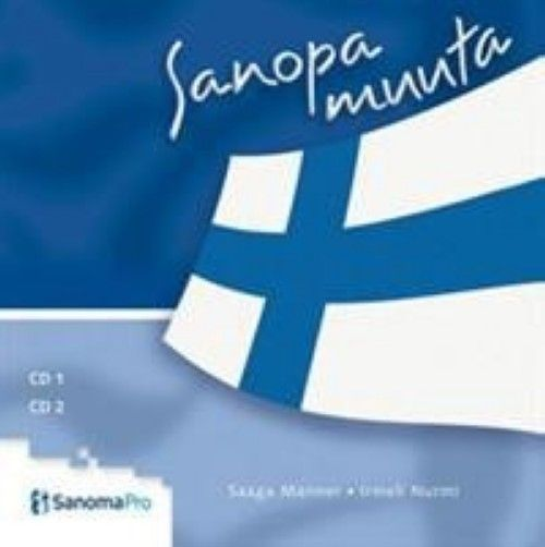 Sanopa muuta. 2 CDs (textbook can be ordered separately)