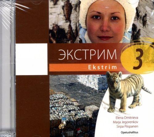 Ekstrim 3 - CD (opettajan äänite) - sopii myös opiskelijalle