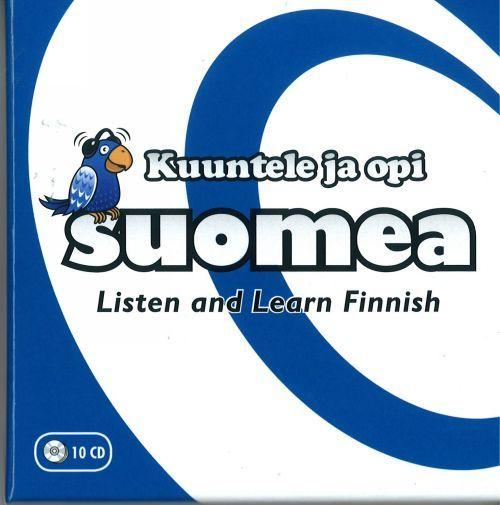 Kuuntele ja opi suomea СD-аудио-книга + методическая тетрадь