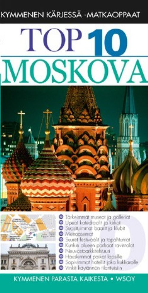 Moskova Top 10