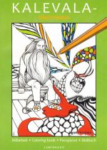 Kalevala. Coloring book