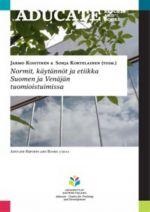 Normit, käytännöt ja etiikka Suomen ja Venäjän tuomioistuimissa