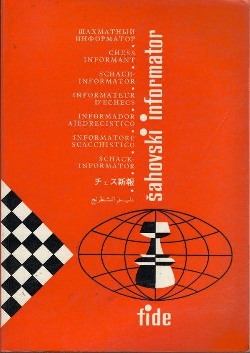 Chess Informant # 45