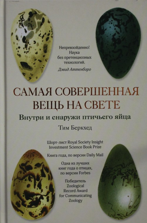 Samaja sovershennaja vesch na svete: Vnutri i snaruzhi ptichego jajtsa