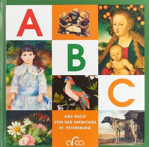 ABC-BUCH von der Eremitage St. Petersburg
