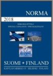 Norma 2018 (1856-2017) Erikoisluettelo - Special catalogue - Specialkatalog