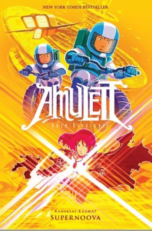 Amulett 8: supernoova
