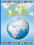 Atlas mira. Obzorno-geograficheskij (golub.)