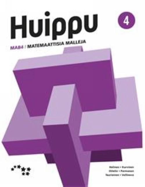 Huippu 4. MAB 4 Matemaattisia malleja