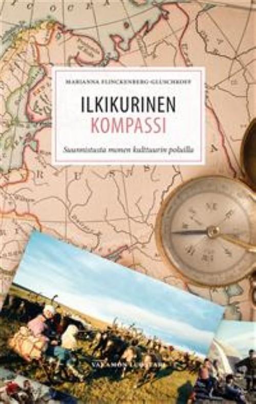 Ilkikurinen kompassi. Suunnistusta monen kulttuurin poluilla