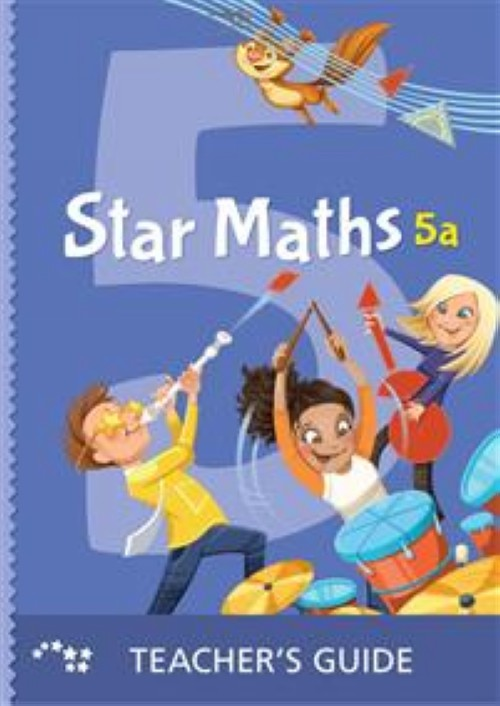 Star Maths 5a Teache's guide