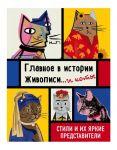 Glavnoe v istorii zhivopisi... i koty! Stili i ikh jarkie predstaviteli