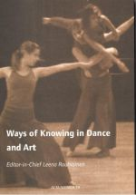 Ways Of Knowing In Dance And Art