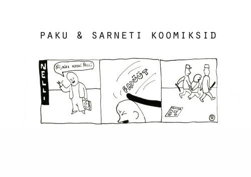 Paku ja sarneti koomiksid