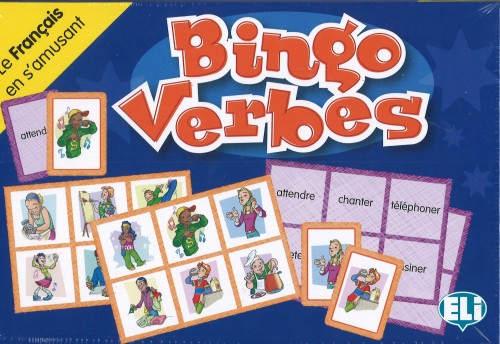 Bingo Verbes (nabor iz 102 kartochek)
