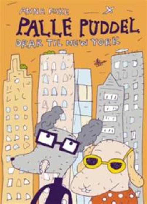 Palle Puddel drar til New York
