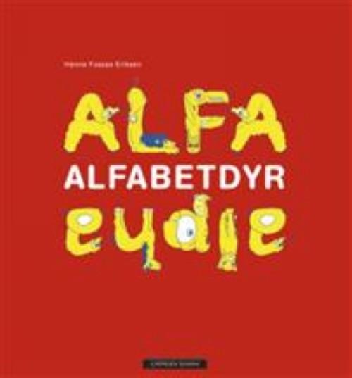 Alfabetdyr = Alphabet animals