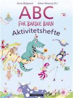 ABC for barske barn. Aktivitetshefte