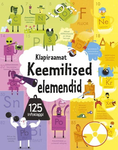 Keemilised elemendid. klapiraamat