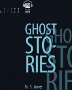 Kniga dlja chtenija. Rasskazy o prizrakakh / Ghost Stories. QR-kod dlja audio. Anglijskij jazyk