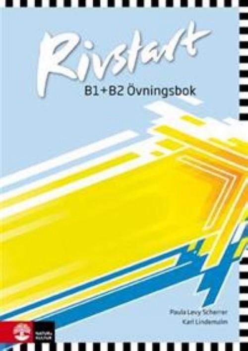 Rivstart B1 B2 Övningsbok, andra upplagan