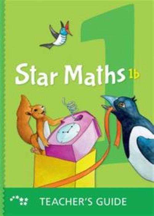 Star Maths 1b Teacher's guide