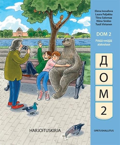 Dom 2. Rabochaja tetrad. Dom 2. Pitkää venäjää alakouluun. Harjoituskirja