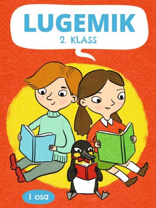 Lugemik. eesti keele õpik 2.klassile i osa