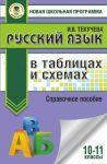 Russkij jazyk v tablitsakh i skhemakh. Spravochnoe posobie. 10-11 klassy