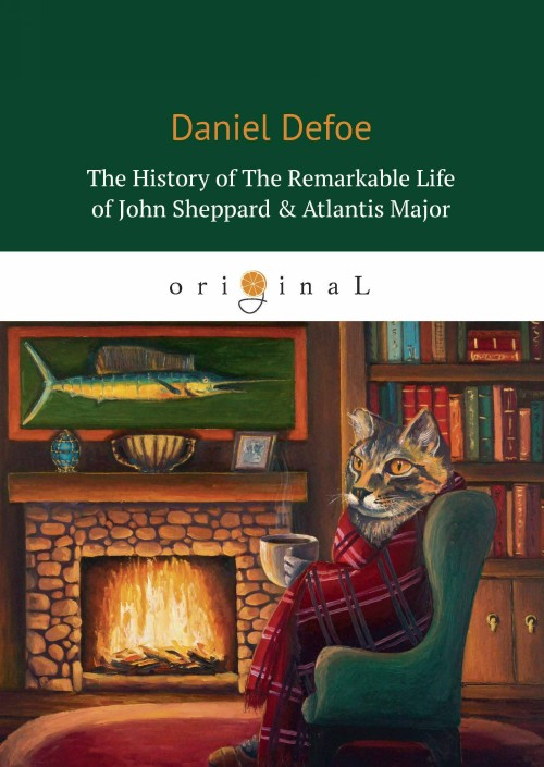 The History of the Remarkable Life of John Sheppard & Atlantis Majo