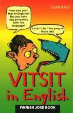 Vitsit in English (Finnish Joke Book)