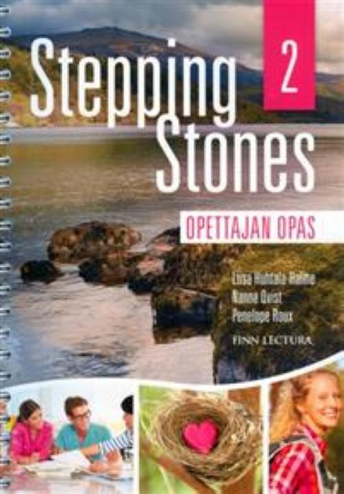 Stepping Stones 2. Opettajan opas