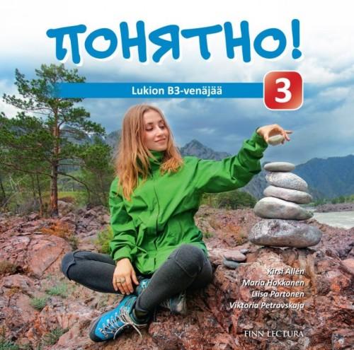 Ponjatno! 3 (cd). Lukion B3-venäjää