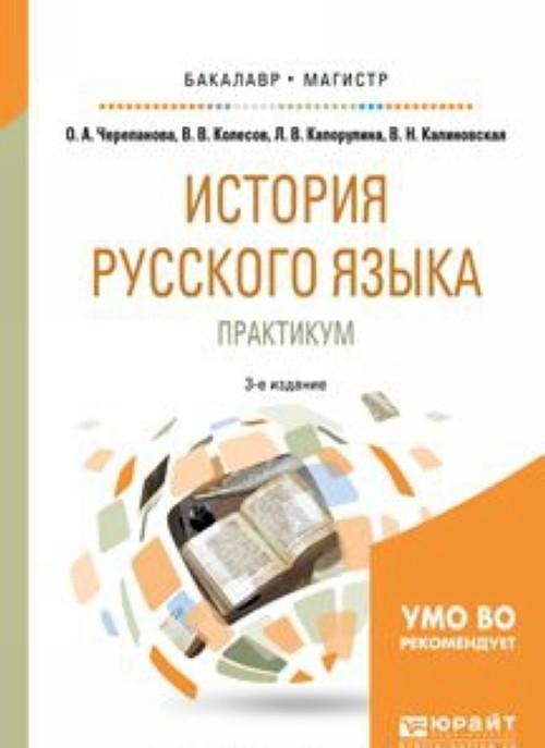 Istorija russkogo jazyka