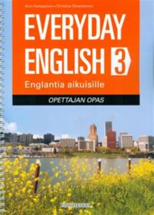 Everyday English 3 Opettajan opas