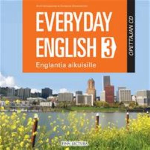 Everyday English 3 Opettajan CD