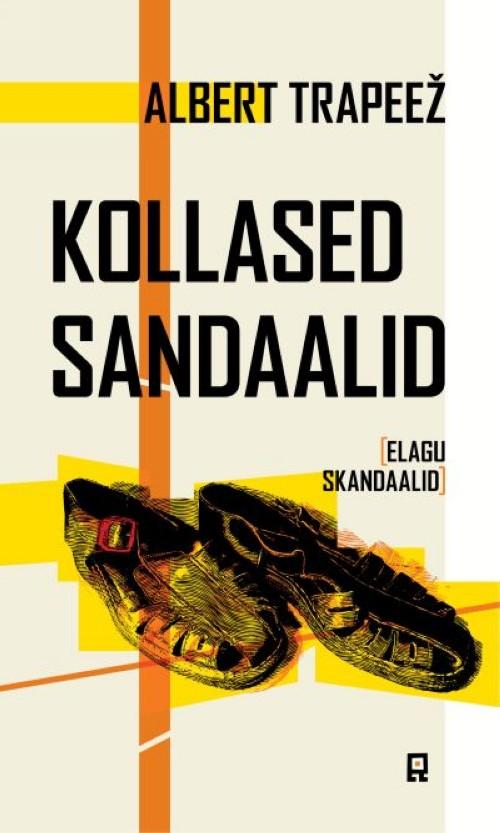 Kollased sandaalid
