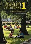 Avain suomeen 1.  Arkipäivän suomea aikuisille, opettajan opas