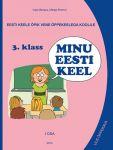 Minu eesti keel õpik 3. kl i osa vene koolile