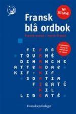 Fransk blå ordbok. fransk-norsk / norsk-fransk