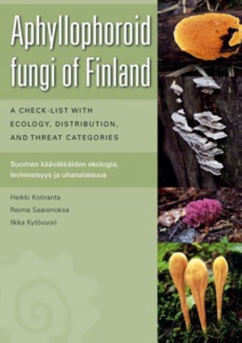 Aphyllophoroid Fungi of Finland