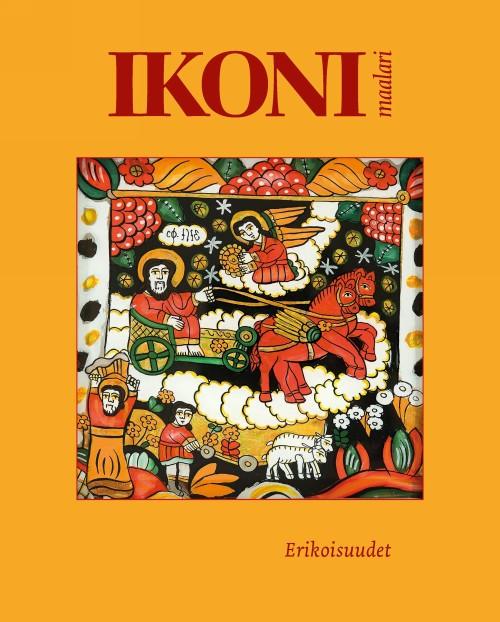 Ikonimaalari 2/2016 (Ikonopisets, na finskom jazyke)
