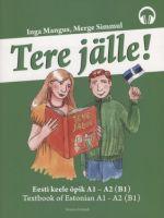 Tere jälle! eesti keele õpik inglise keele baasil